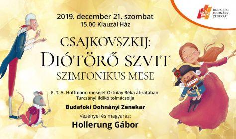 Csajkovszkij: A Diótörő
