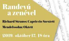 Randevú a zenével - R. Strauss és Mendelssohn