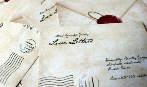 Love Letters Bata Éva- Simon Kornél