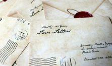 Love Letters - Básti Juli - Scherer Péter