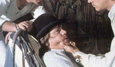 Mechanikus narancs (1971) - Very British – Szatírák és groteszkek / MÜPAMOZI