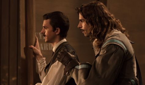 Edmond és Cyrano (Edmond)