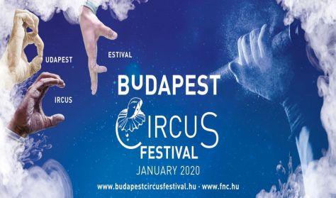 XIII.Nemzetközi Cirkuszfesztivál - B Műsor