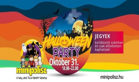 MiniPolisz Halloween buli