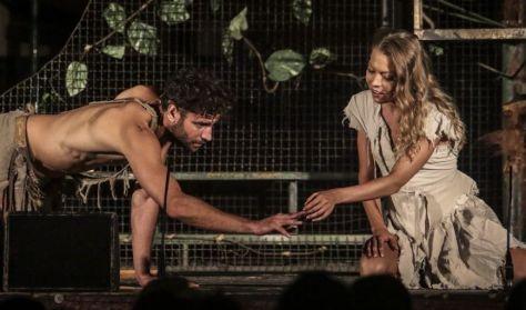 A dzsungel könyve - a Veszprémi Pannon Várszínház előadásában