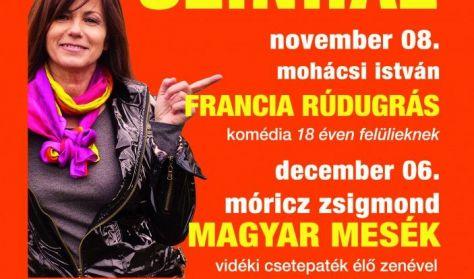 FRANCIA RÚDUGRÁS - vígjáték