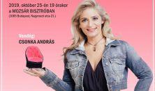 KEDVENCEK - Nádasi Veronika beszélgetős műsora / Vendég: Csonka András