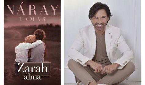 Náray Tamás: Zarah álma – Náray Tamás új regényének bemutatója