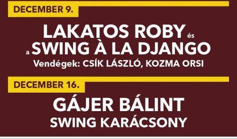 Gájer Bálint - Swing Karácsony