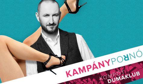 Kampánypornó: Választásértékelő - Ceglédi Zoltán önálló estje