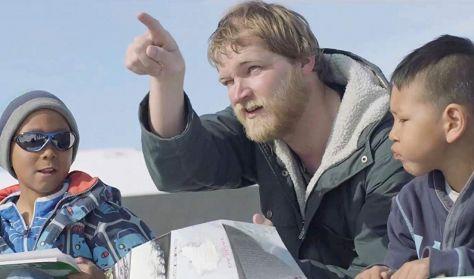 Egy év a sarkvidéken (Une année polaire)