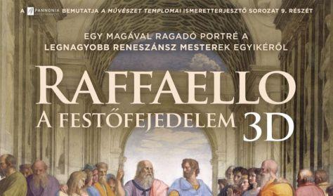 A művészet templomai - Raffaelló - a festőfejedelem