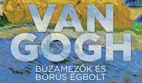 A művészet templomai - Van Gogh - Búzamezők és borús égbolt
