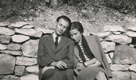 """Bencs estek - """"Mióta készülök, hogy elmondjam neked..."""" Gyarmati Fanni és Radnóti Miklós szerelme"""