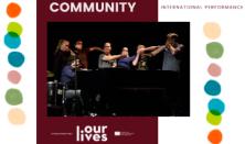 Community - nemzetközi vendégjáték