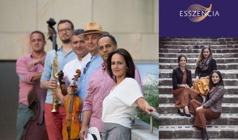 Esszencia Produkció - Rendhagyó évzáró népzenei koncert. Vendég: Dalinda a'capella együttes