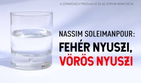 HétFü: Nassim Soleimanpour:  Fehér nyuszi, vörös nyuszi Átrium ( Budapest )