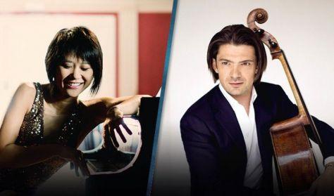 Gautier Capuçon és Yuja Wang