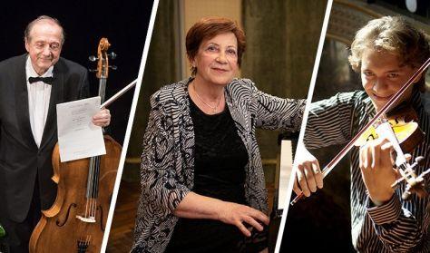 Prunyi Ilona, Banda Ádám és Perényi Miklós ( Beethoven plusz )