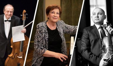 Prunyi Ilona, Oláh Vilmos és Perényi Miklós ( Beethoven plusz )