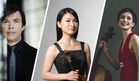 Szabadi Vilmos, Nagao Haruka és Karasszon Eszter ( Beethoven plusz )