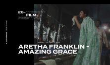 Titanic 2019: Aretha Franklin: Amazing Grace - A szeretet hangján