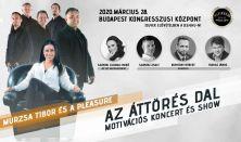 Az Áttörés dal - Motivációs koncert show