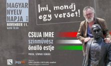 Magyar Nyelv Napja - Csuja Imre