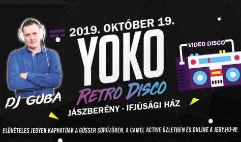 Yoko Retro Video Disco - Jászberény - Október 19.