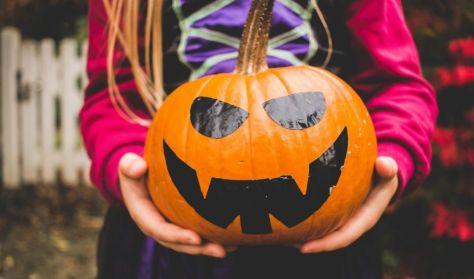 Halloween a Ráday utcában - Csokit vagy Csalunk!