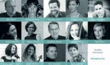 Bach+ kamarazenei koncertsorozat