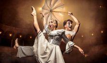 Mutatvány de la danse - tánCirkusz