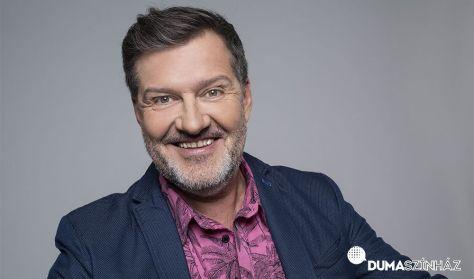 All stars - Aranyosi Péter, Hadházi László, Mogács Dániel, műsorvezető: Szabó Balázs Máté