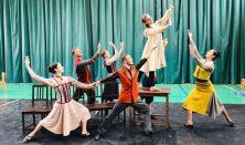 A csodatevő lány - Sopron Balett - Sissi Őszi Tánchét