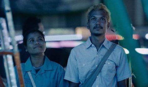 Esernyős Filmklub – Manta Ray