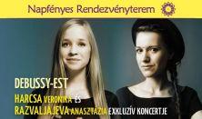 Harcsa Veronika - Razvaljajeva Anasztázia: Debussy-est