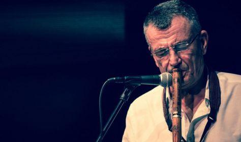 Dresch Quartet, vendég: Lakatos Róbert