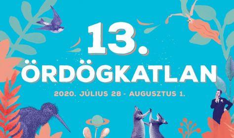 13. Ördögkatlan Fesztivál - napijegy 07.29. (szerda)