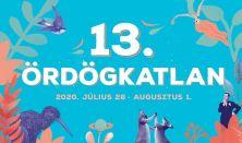 13. Ördögkatlan Fesztivál - napijegy 07.31. (péntek)