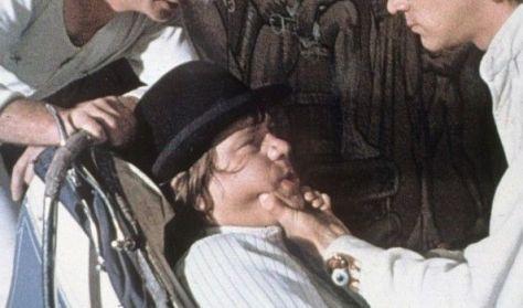 Stanley Kubrick:Mechanikus narancs (kultfilm)