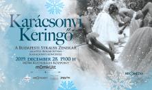 KARÁCSONYI KERINGŐ a Budapesti Strauss Zenakar karácsonyi koncertje