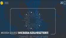 MICSODA SZILVESZTER!!!!!  Zenés óév-búcsúztató