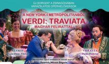 Közvetítés a New York-i Metropolitanből - Verdi: Traviata