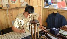 Alkotónap: A kalligráfia világa
