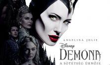 Demóna: A Sötétség Úrnője (szinkronizált)