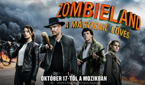 Zombieland: A Második lövés (szinkronizált)