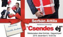 Csendes éj - Serbán Attila karácsonyi koncertje