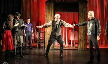 Tündöklő Jeromos - a Marosvásárhelyi Spectrum Színház vendégjátéka