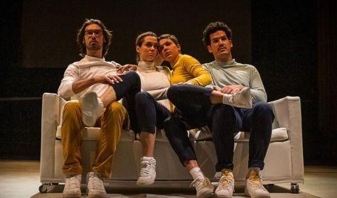 STEREO AKT-Zimmertheater Tübingen: European Freaks - Üzenjünk Brüsszelnek!