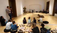 Emberek és állatok - Tárlatvezetés az Új világ c. kiállításban  6-12 éveseknek - Regisztrációs jegy